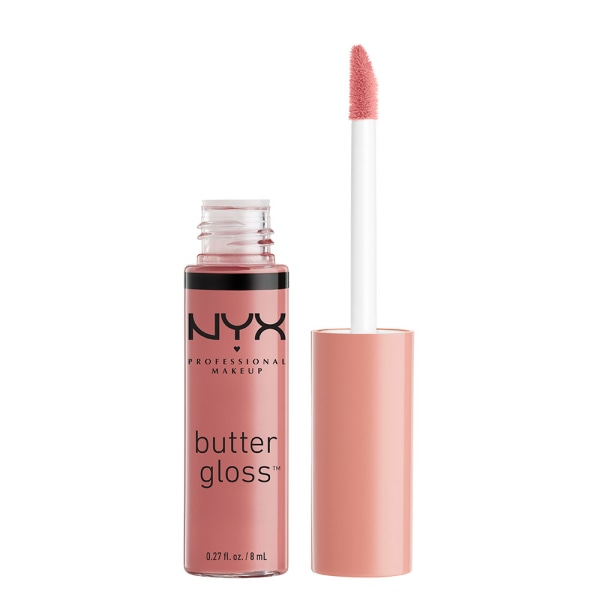 NYX PROF. MAKEUP Butter Gloss - Tiramisu Transparent