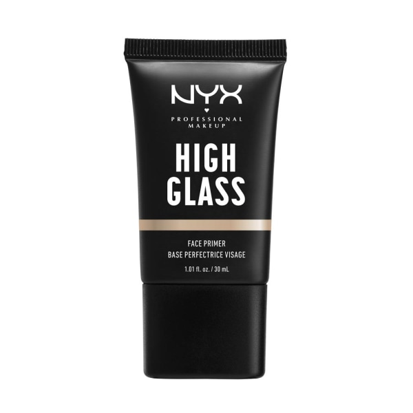 NYX PROF. MAKEUP High Glass Face Primer - Moonbeam 30ml Transparent