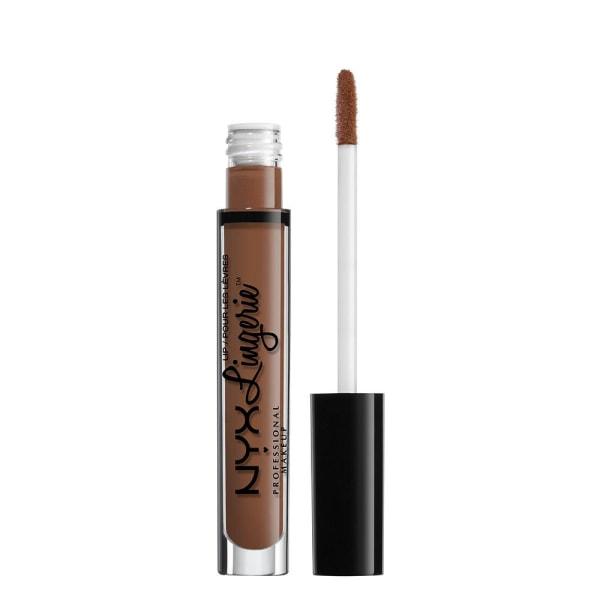 NYX PROF. MAKEUP Lingerie Liquid Lipstick - Beauty Mark Transparent