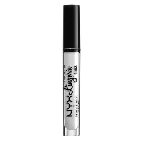 NYX PROF. MAKEUP Lip Lingerie Gloss - Clear Transparent