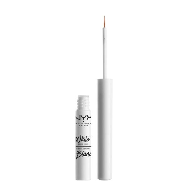 NYX PROF. MAKEUP White Liquid Liner Transparent