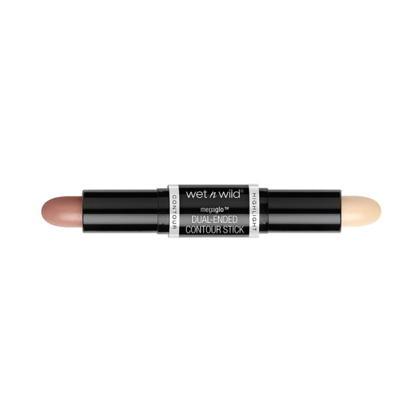 Wet n Wild Mega Glo Dual-Ended Contour Stick Light/Medium 4g Transparent