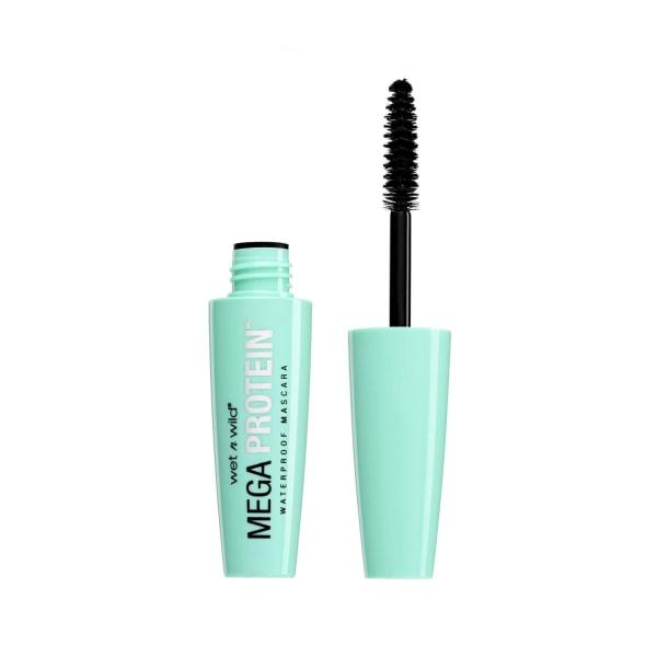 Wet n Wild Mega Protein Waterproof Mascara Very Black Svart