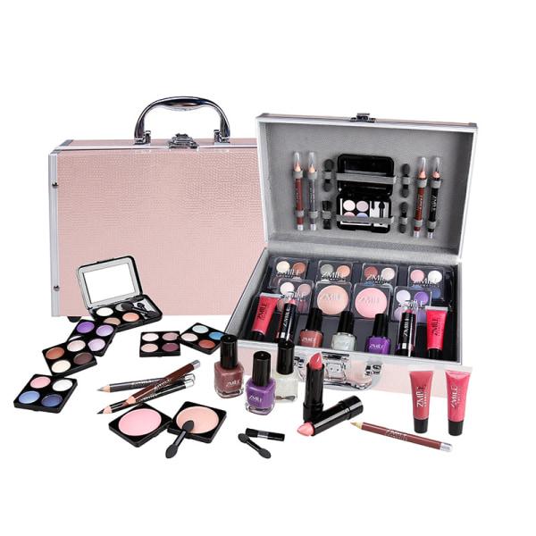 Zmile Cosmetics Makeup Box Eye-Catcher Transparent