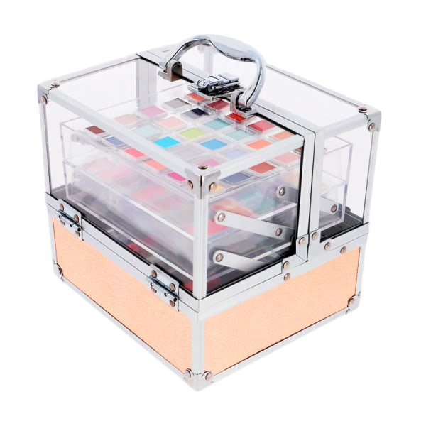 Zmile Cosmetics Makeup Box Luminous   Transparent