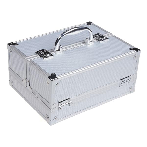 Zmile Cosmetics Makeup Box My Treasure Case Transparent