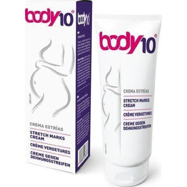 Body10 anti-bristningar 200 ml