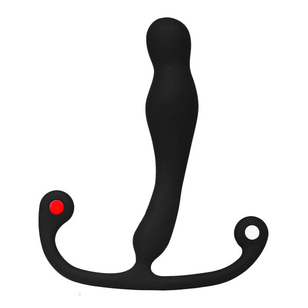 Aneros: Eupho Syn, Trident Series, Male G-spot Stimulator Svart