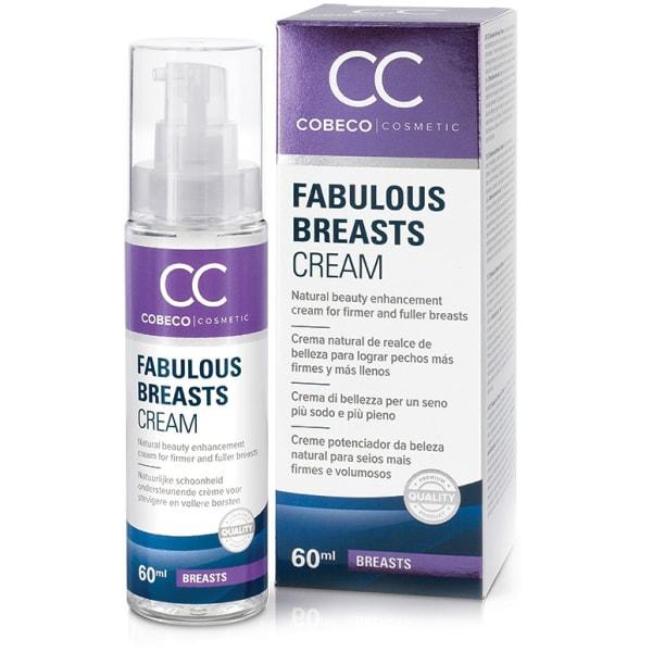 Cobeco: Fabulous Breasts Cream, 60 ml
