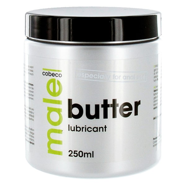 Cobeco: Male, Butter Lubricant, 250 ml