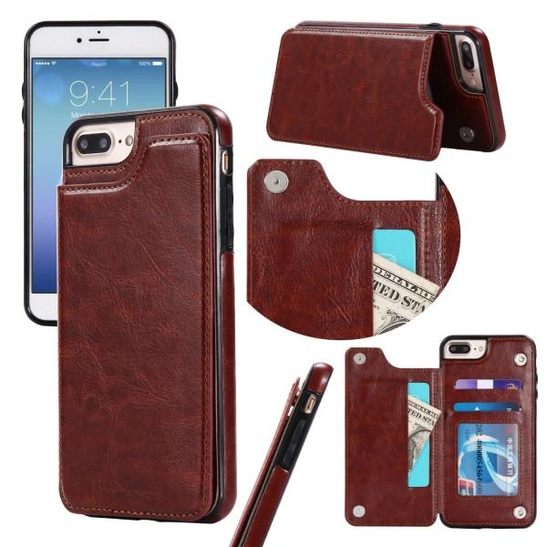 Iphone 7/8 Plånbok Skal