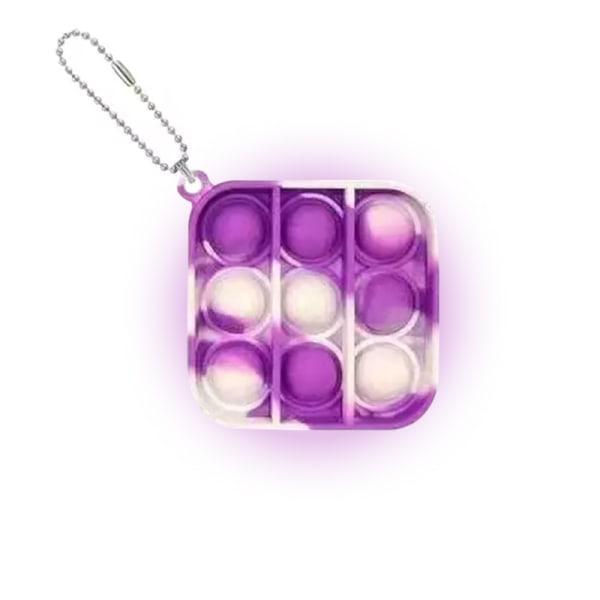 Pop-it Mini | Swirls Krämiga | Nya 2021 | Blå blå