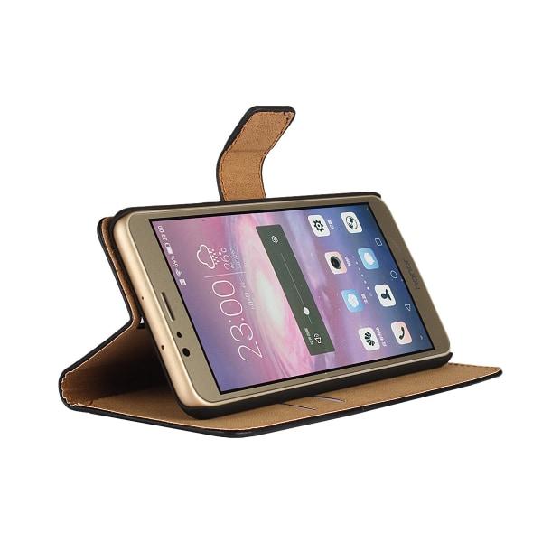 iCoverCase - Huawei Honor 8 plånboksfodral  Black