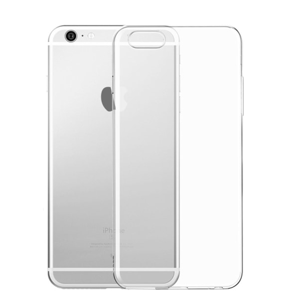iCoverCase | iPhone 6 Plus | Transparent Skal  Transparent