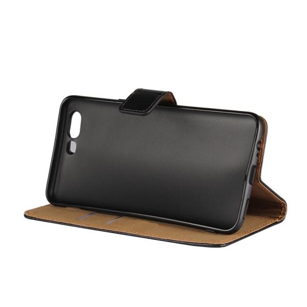 iCoverCase | OnePlus 5 | Plånboksfodral  Svart