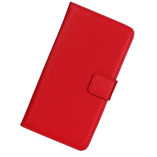 iCoverCase | Samsung Galaxy S6 Edge Plus | Plånboksfodral  Svart