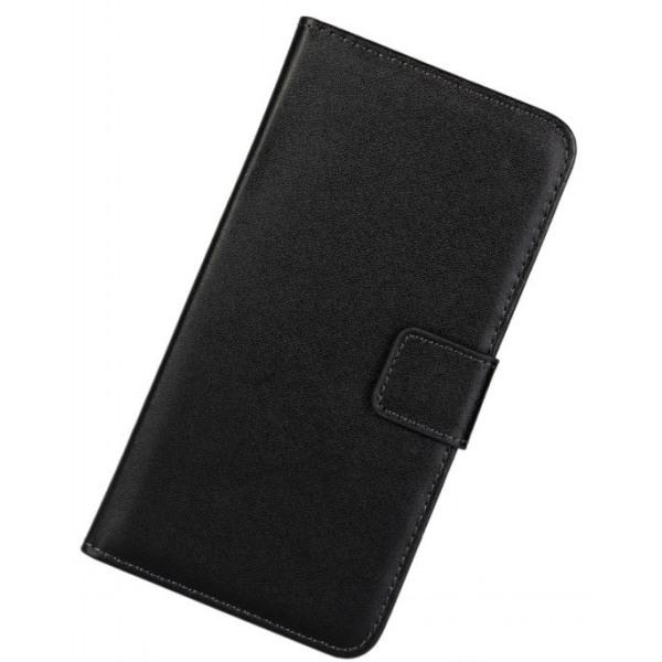iCoverCase | Sony Xperia Z1 | Plånboksfodral  Vit