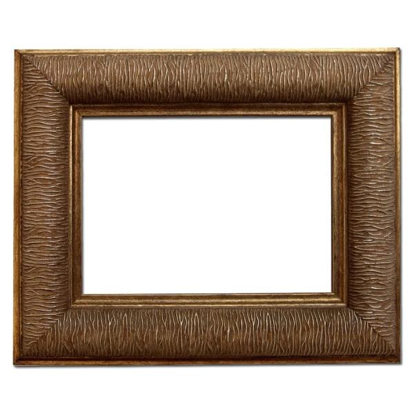 13x18 cm eller 5x7 tum, fotoram i guld Guld