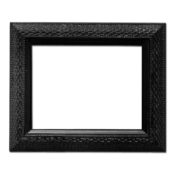 20x25 cm eller 8x10 tum, fotoram i svart Svart