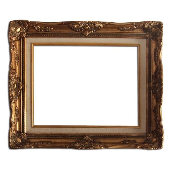28x35 cm eller 11x14 tum, fotoram i guld Guld