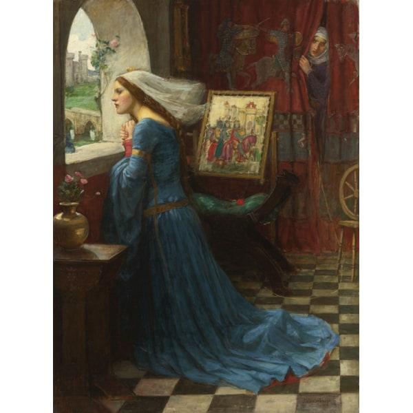 Fair Rosamund,John William Waterhouse,50x40cm