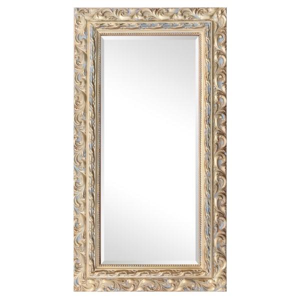 Spegel i guld, yttermått 112x62 cm Guld