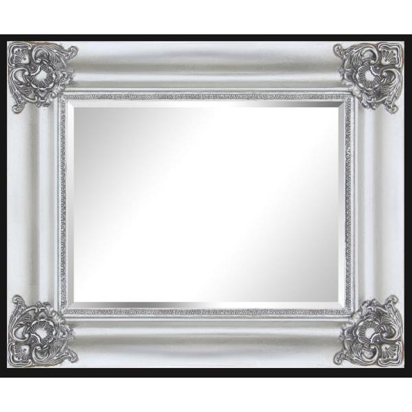 Träram i silver, innermått 50x60 cm Silver