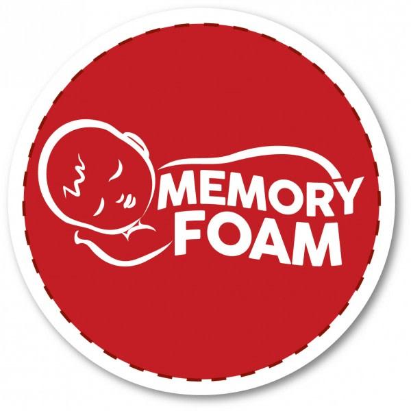 Bamboo Memory Foam Kudde