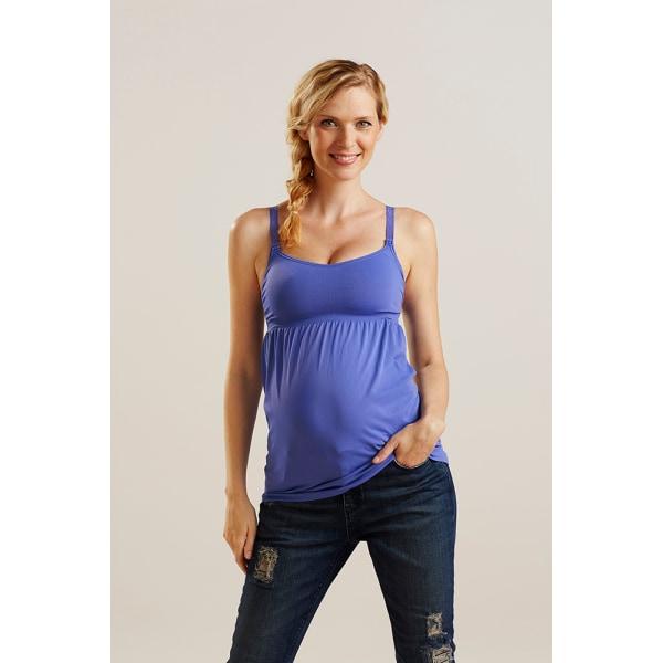 Gravid- & Amningslinne blå S