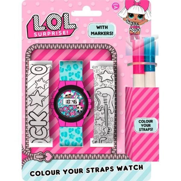 LOL Digital armbandsklocka och armband L.O.L.