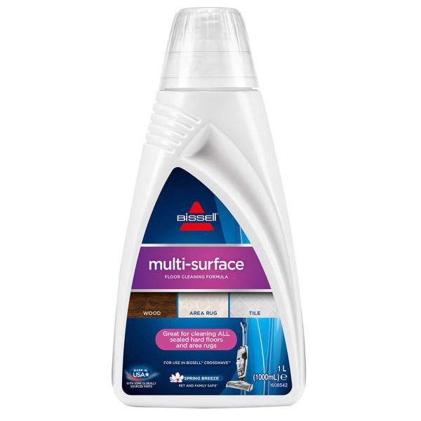 BISSELL MultiSurface Detergent CrossWave / SpinWave 1 ltr