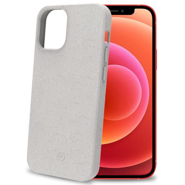 Earth Miljövänligt skal iPhone 12 Mini Vit