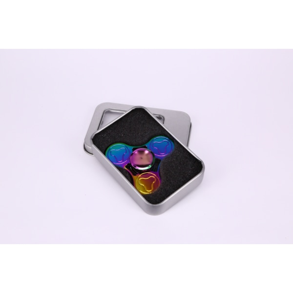 Fidget Spinner Pro Mässing Multifärgad
