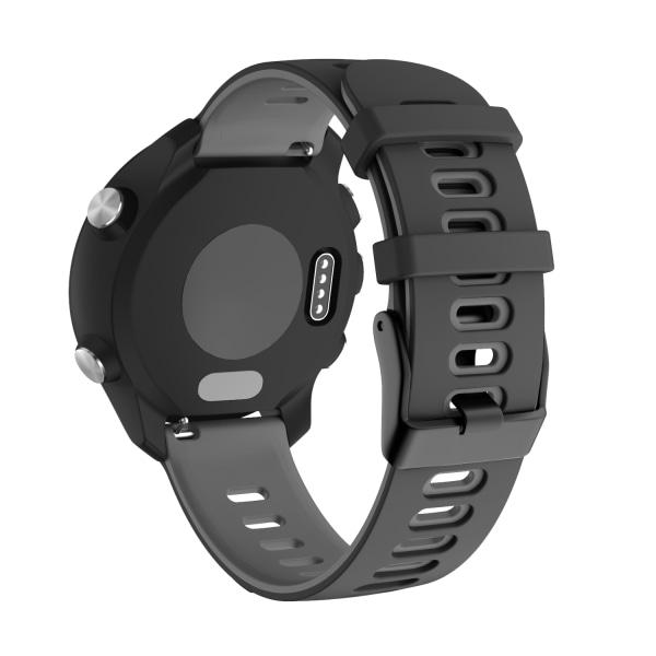 Garmin Forerunner 245 / 645 / Vivoactive / Vivomore armband sili