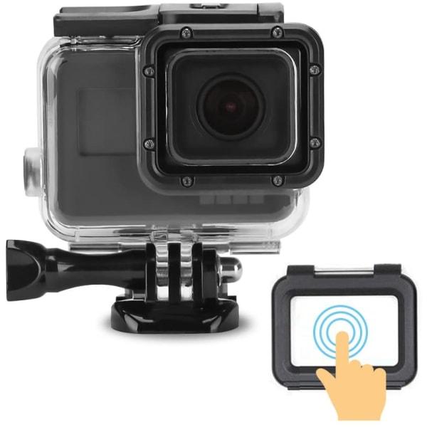 GoPro Hero 8 Black skal vattentät Transparent/Svart