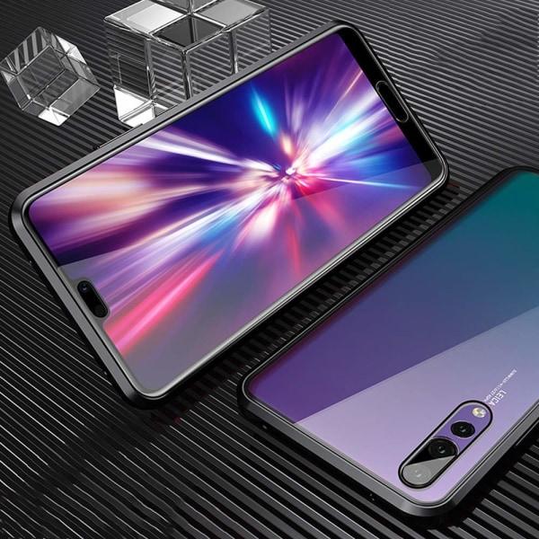 Huawei P20 Pro skal med skärmskydd Svart