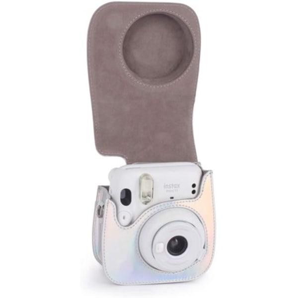 Kameraväska för Instax Mini 11 Silver