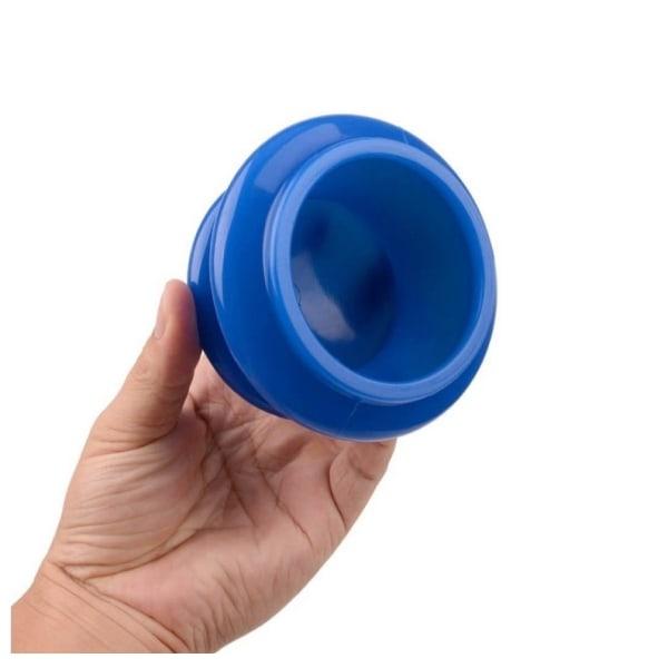 Koppning för helkroppsmassage 4-pack (L-XS) Blå