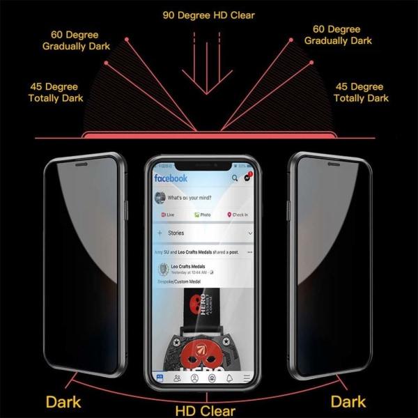 Magnetiskt skal för Samsung Galaxy S10 Plus - svart Black