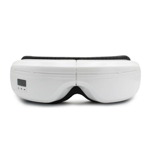 Massageapparat för ögonen med inbyggd musikterapi - Vit