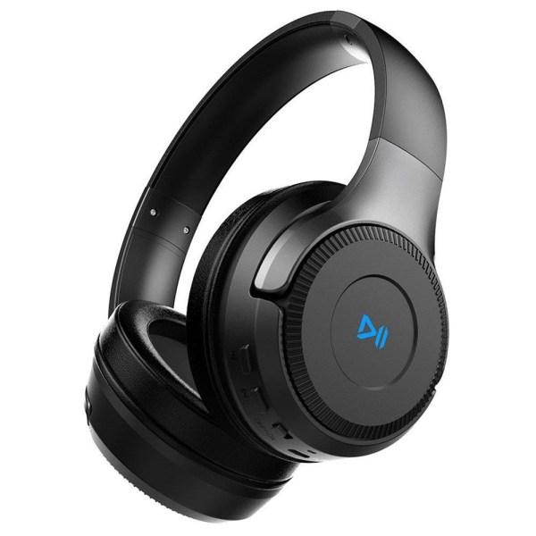 On-ear hörlurar med Bluetooth + 3.5 mm kabel