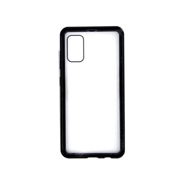 Samsung Galaxy A41 skal dubbelsidigt härdat glas Svart