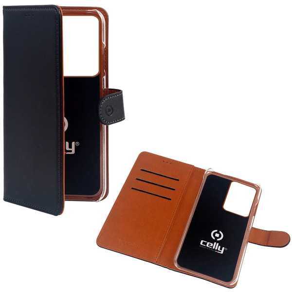 Wallet Case Galaxy S20 Ultra Svart