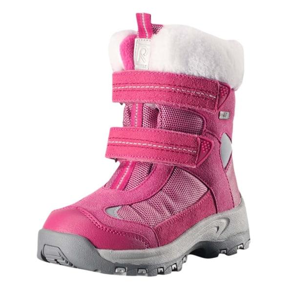 Reimatec ® rosa vinterskor Kinos vattentäta fodrade kängor Pink one size
