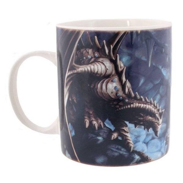 Age Of Dragons Rock Dragon Mug One Size Grå