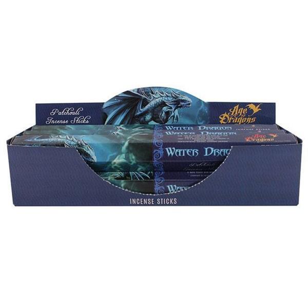 Age Of Dragons Water Dragon rökelsepinnar (6 förpackningar om 20