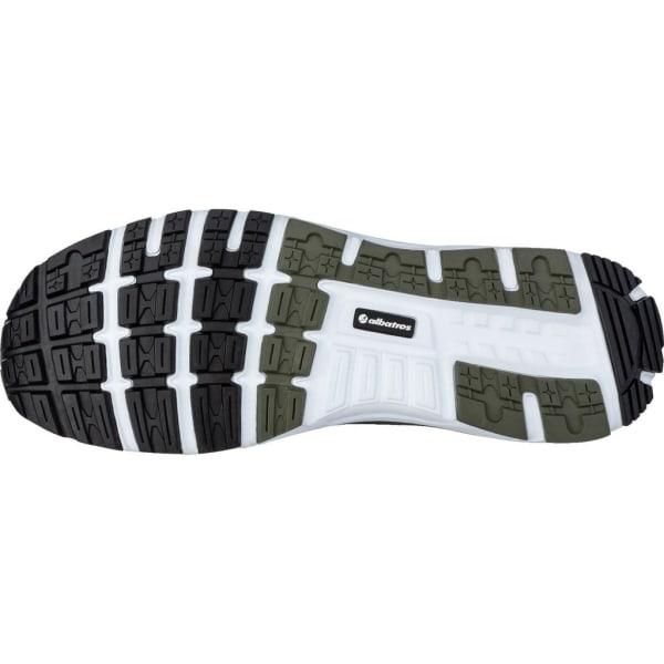 Albatros Män Ultimate Impulse Low Lace Up Safety Shoe 12 UK Blac