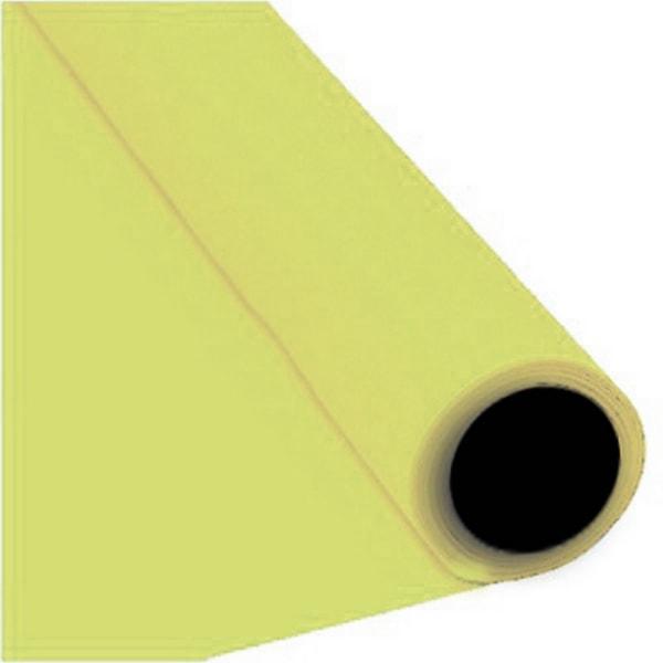 Amscan Plast-tablecover-bankettrulle One Size Vaniljkräm