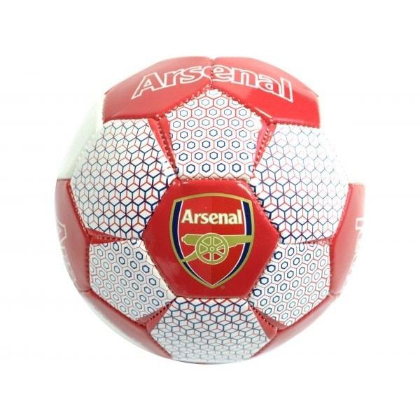 Arsenal FC Vortex Mini Ball Mini Röd / Vit