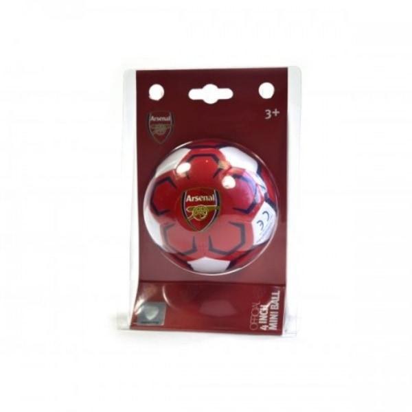 Arsenal FC Mini Soft Ball mini Röd / Vit